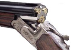 KRIEGHOFF, United Kingdom & Ireland - Optima:  Custom 3 barreled rifle/shotgun
