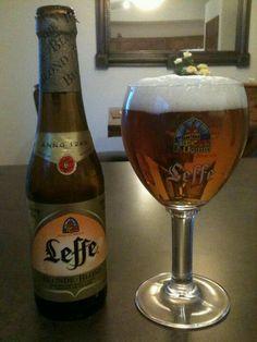 Leffe Belgium Beer