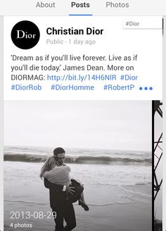 DiorRob on GooglePlus