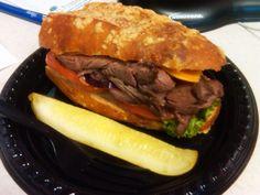 Panera Bread Restaurant Copycat Recipes: Roast Beef Sandwich