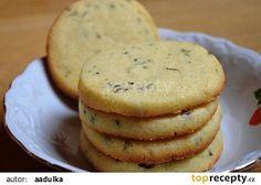 Meduňkové cookies recept - TopRecepty.cz