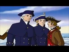 Liberty's Kids #24 Valley Forge - YouTube  When General Washington and his men endure a terrible winter at Valley Forge, James and Sarah see the hardships suffered by common foot soldiers. Lafayette helps foil a plot to overthrow Washington as commander