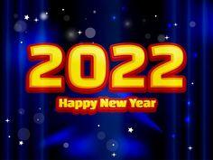 Free 2022 Happy New Year Graphics