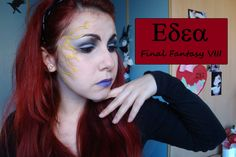 #Edea makeup tutorial - https://www.youtube.com/watch?v=QKHskdjof08