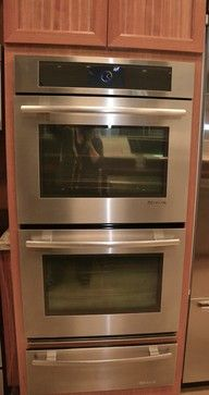 Kitchen With Viking Ovens And Warming Drawer Google Search Com Imagens Reforma