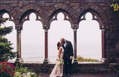Gaia & Emil's Hammond Castle Elopement – Massachusetts Wedding Photographer Hammond Castle, Barefoot Beach, Living In Italy, Gaia, Massachusetts, Bride, Wedding, Wedding Bride, Valentines Day Weddings