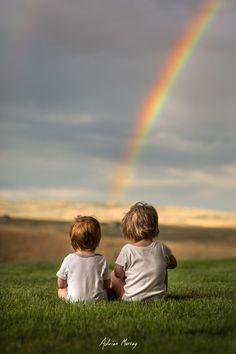Les images des vacances idylliques de ses enfants par Adrian C Murray  2Tout2Rien