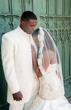 ♥The Bride & Her Groom