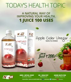 #APPLECIDERVINEGAR #UNFILTERED #HealthBenefits :  It can #detoxify your home. It can make your #hairshine. It can regulate the ph of #skin. It can remove stains from #teeth. It can soothe #sunburntskin. It can be used as a natural #aftershave. It can be used as a #naturalmassage treatment. It can aid in #weight It can balance your entire inner body system. It can help you #detox.