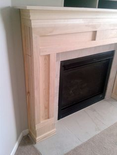 Wonderful Tips: Farmhouse Fireplace Wrap Around Porches fireplace drawing simple.Fireplace Makeover Gray fireplace bookshelves with tv.Fireplace And Mantels Living Rooms. Craftsman Fireplace, Build A Fireplace, Fireplace Update, Brick Fireplace Makeover, Shiplap Fireplace, Small Fireplace, Farmhouse Fireplace, Fireplace Hearth, Home Fireplace