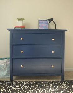 Because I want to paint all of my ikea furniture...