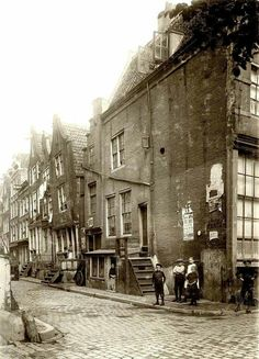 Vinkenstraat vanaf Korte Prinsengracht