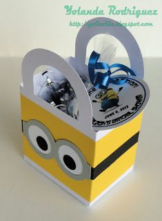 Favors - Minions from Despicable Me