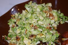 brussell sprouts salad