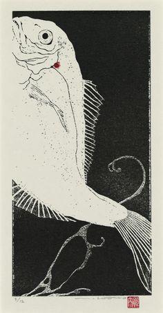 Minako Kawauchi: Sea Bream, 2005.