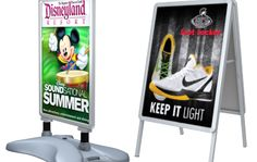 Banners have a lot to convey to the people and if you want your banner to steal everyone's attention, you got to consider our eye catching templates in affordable prices. Banner Stands, Pop Up Tent, Outdoor Banners, Vinyl Banners, Banner Printing, Disneyland, Your Design, Templates, Eye