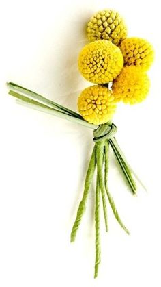 boutonnieres?