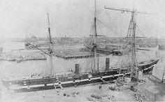 USS Tennessee (1865) gunboat frigate