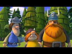 Wickie de Viking - Halvar op de proef - YouTube