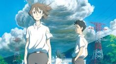 TOHO Sets Japanese 'Typhoon Noruda' Anime DVD/BD Release   The Fandom Post