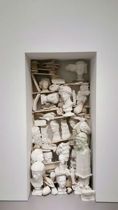 Life on Sundays (davidjulianhansen: Jannis Kounellis...)