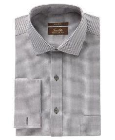 0d2c61a255944 Tasso Elba Men s Regular Fit Non-Iron French Cuff Dress Shirt