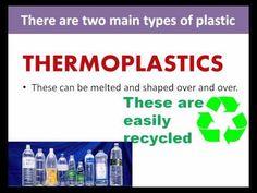 Mr Ridleys RMT 009 Types of Plastics - YouTube