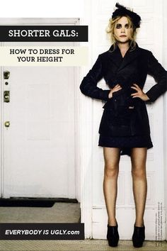 cf11a09c99f9 How To  Dress For Your Height. Dress For YouHow To Shorten A DressPetite ...