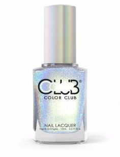 Color Club-Halo Hues-Just My Luck Available now at Beautometry.com