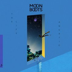 Moon Boots - The Life Aquatic (2017)