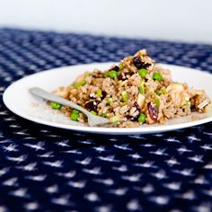 Picnic Recipe: Brown Rice Salad with Apples, Walnuts, and Cherries — Recipes from The Kitchn