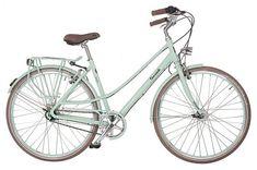 Dámské retro kolo Cossack Alicje, světle zelené Bicycle, Retro, Bike, Bicycle Kick, Bicycles, Retro Illustration