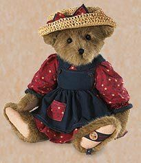 BOYDS BEARS  I have a small collection. They're so cute!