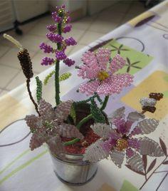 39 Meilleures Images Du Tableau Fleur En Perle De Rocailles Seed