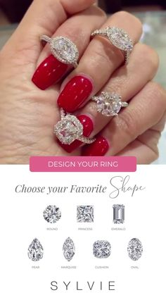 Engagement Ring Buying Guide, Dream Engagement Rings, Designer Engagement Rings, Rose Gold Engagement Ring, Vintage Engagement Rings, Diamond Shapes, Ring Shapes, Dream Ring, Wedding Bands