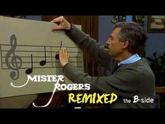 "Behold, ""Sing Together,"" a sweet song made by remixing old Mr. Rogers clips. Check it out! Childhood sounds amazing, right? 