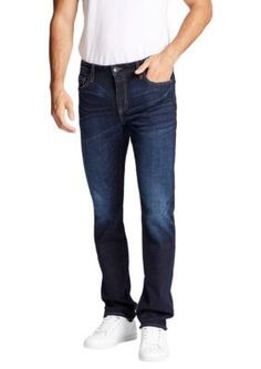 WILLIAM RAST   Dean Slim Fit Straight Leg Jeans