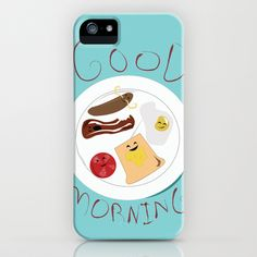 Good Morning  iPhone Case by Elliot Swanson  - $35.00