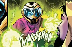 FWWSSSHHA - From Captain Marvel #17 Sound Effects, Captain Marvel, Joker, Fictional Characters, Art, Art Background, Jokers, Kunst, Performing Arts