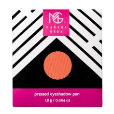 Makeup Geek Eyeshadow Pan in Poppy