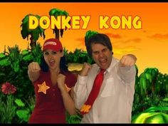 Donkey Kong Song (Dynamite Taio Cruz Parody) DKC Returns! And the first video I saw by these two.  Awesome video.