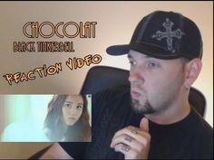 #Chocolat (쇼콜라) - Black Tinkerbell (블랙팅커벨) #MV #Reaction (뮤직비디오)(반응) Grissl...