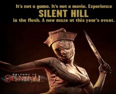 Silent Hill will come to life at Universal Orlando's Halloween Horror Nights