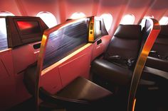 Virgin Atlantic's Upper Class Dream Suite