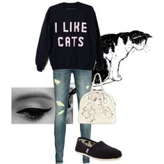 I WANT THIS SWEATER! Let's get matching ones @Dahlia Robles and @Katie Myers