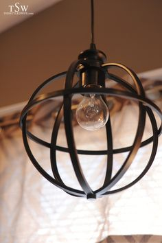 Instant 1 light globe pendant home ideas pinterest light globe pendant light conversion kit 5 minute installation screw kit into can light and mozeypictures Images