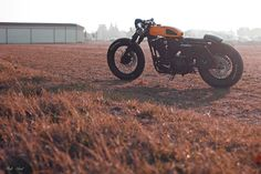 This thing looks mean. #cafe racer #motorcycles