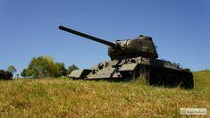 Słowacka Dolina Śmierci Kruzlova, Svidnik, czołgi Military Vehicles, Army Vehicles