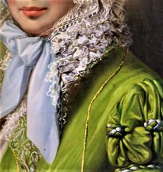 Portrait of A Lady, 19th Century