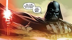 The New Star Wars Crossover Comic Rejuvenates Darth Vader's Terrifying Reputation
